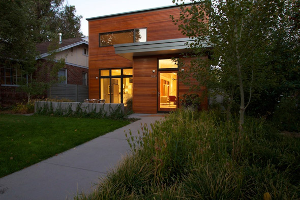 Angelo Marasco 1441 S Clarkson Denver Modern Home Tour