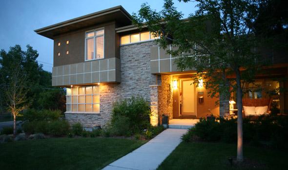 Michael knorr 3300 south dahlia denver modern home tour Modern houses denver