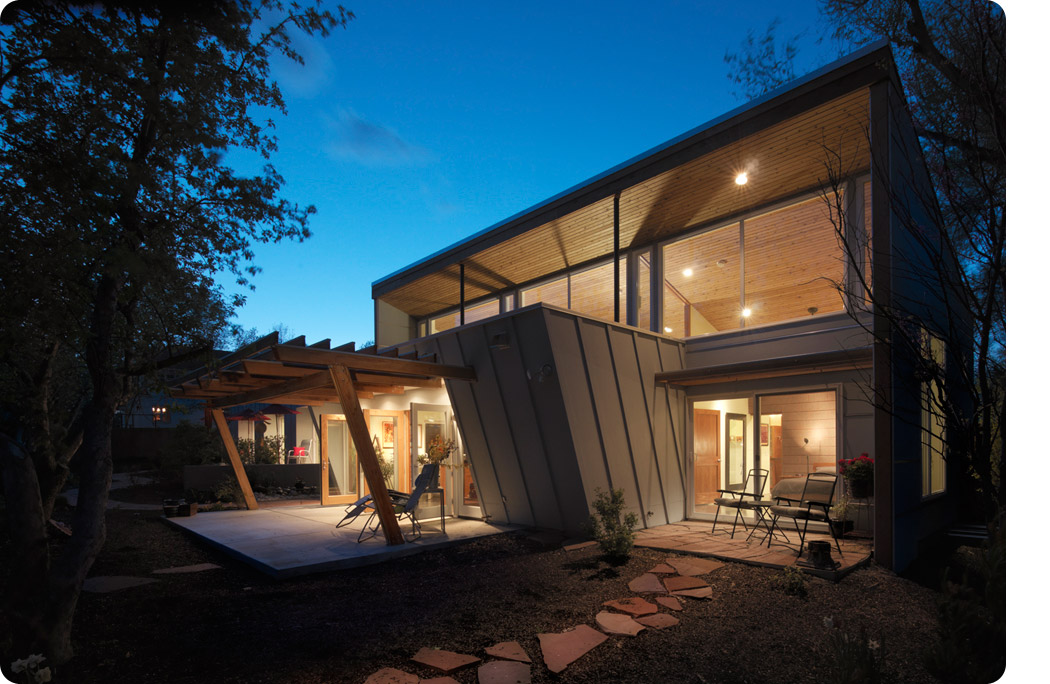 modern homes in denver