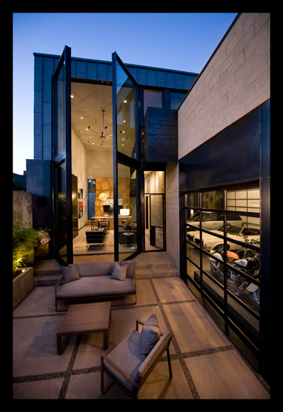 Matt Davis Architect 3324 Tejon Street Denver Modern