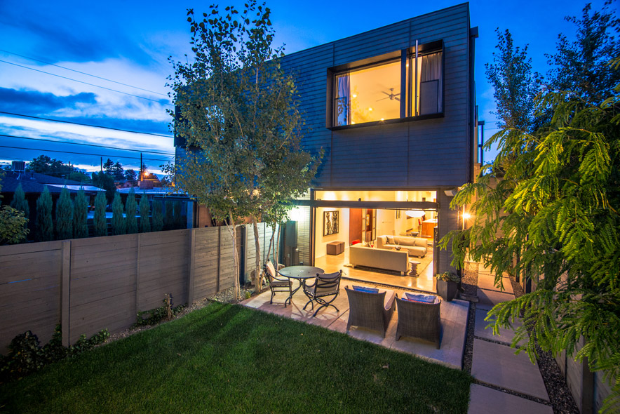 Matt Davis Architect 2538 W 36th Ave Denver Modern